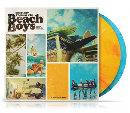 Various Artists - Many Faces Of The Beach Boys