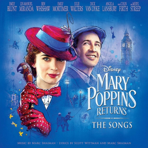 Various Artists - Mary Poppins Returns: The Songs