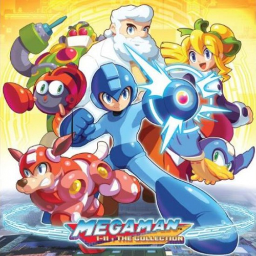 Various Artists - Mega Man 1-11: The Collection / Various