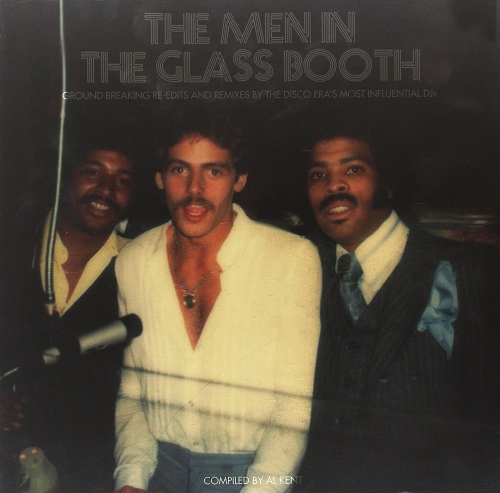 Various Artists Men In The Glass Booth Upcoming Vinyl