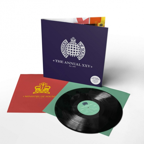 Various Artists Ministry Of Sound Annual Xxv Various