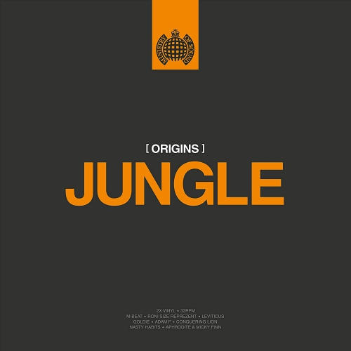 Various Artists - Ministry Of Sound: Origins Of Jungle