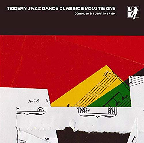 Various Artists -Modern Jazz Dance Classics Volume One