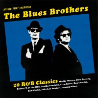 Various Artists - Music That Inspired The Blues Brothers