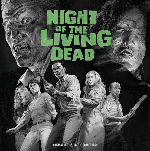 Various Artists - Night Of The Living Dead Original Soundtrack