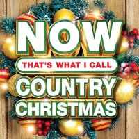Various Artists - Now Country Christmas Translucent Red
