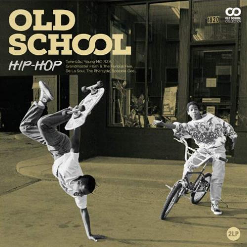 Various Artists -Old School: Hip-Hop