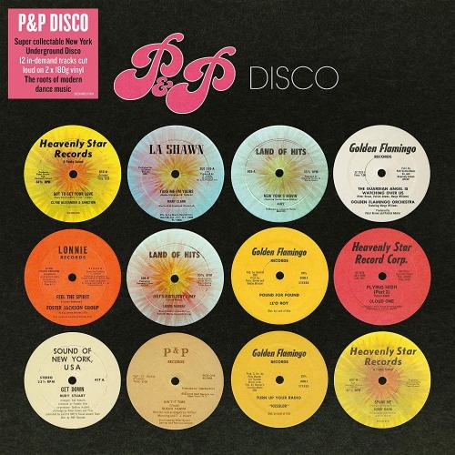 Various Artists - P&p Disco / Various