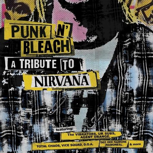 Various Artists - Punk N' Bleach - A Punk Tribute To Nirvana