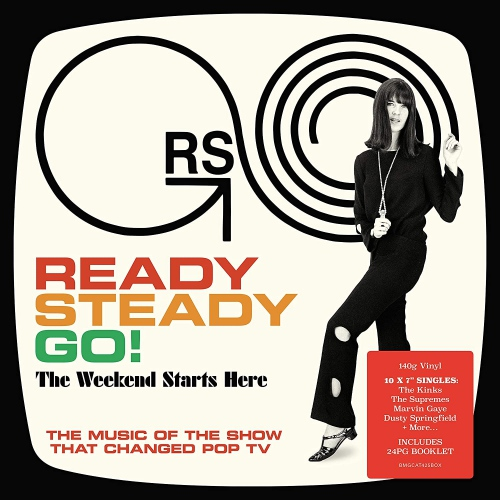 Various Artists - Ready Steady Go: The Weekend Starts Here