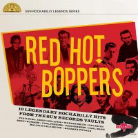 Various Artists - Red Hot Boppers (Red vinyl)
