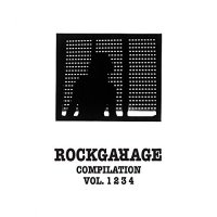 Various Artists - Rockgarage Compilation Vol. 1-2-3-4