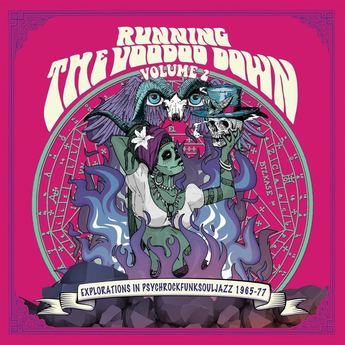 Various Artists - Running The Voodoo Down 2 / Various