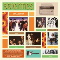 Various Artists - Seventies Collected (Limited Transparent Red)