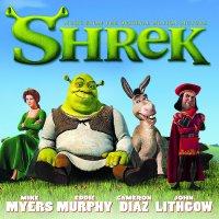 Various Artists - Shrek - Music From The Dark/lime Green Starburst