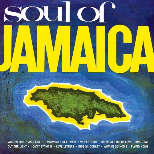 Various Artists -Soul Of Jamaica / Various