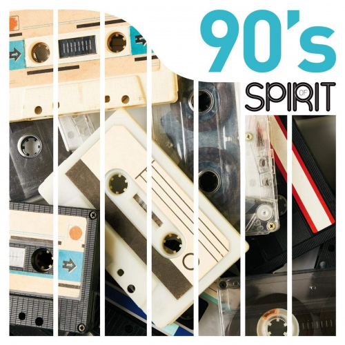 Various Artists -Spirit Of 90'S