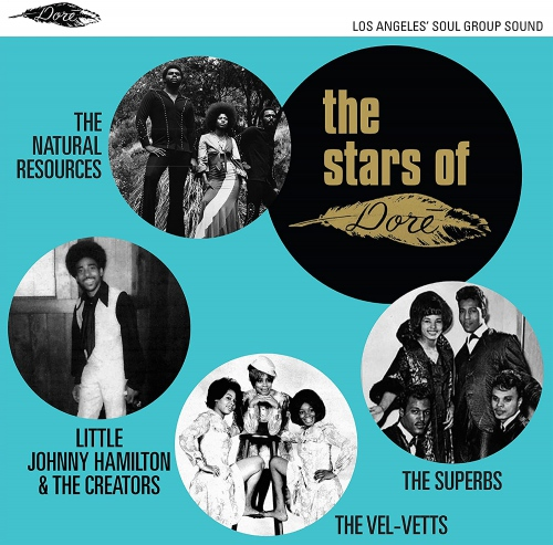 Various Artists - Stars Of Dore: Los Angeles Soul Group Sound