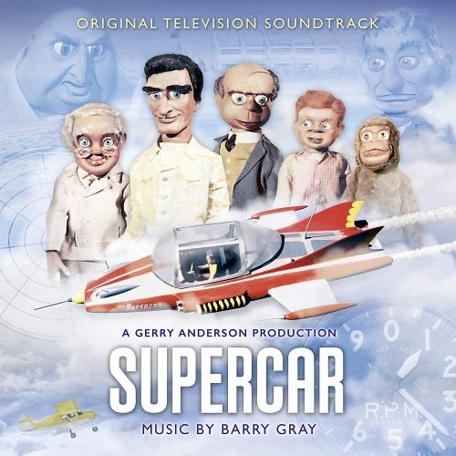 Various Artists - Supercar