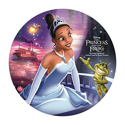 Various Artists - The Princess And The Frog: The Songs