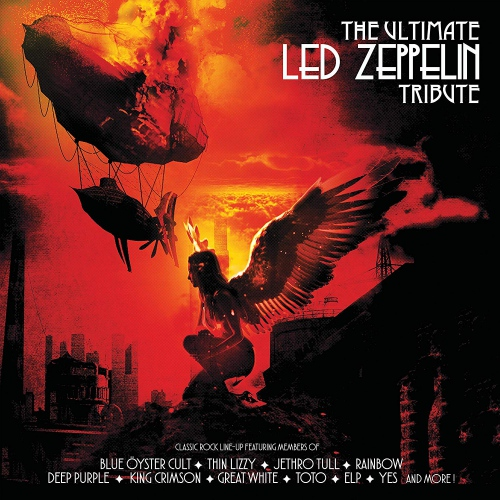 Various Artists - The Ultimate Led Zeppelin Tribute / Various