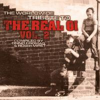 Various Artists - The Worldwide Tribute To The Real Oi, Vol. 2