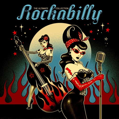 Various Artists - Ultimate Rockabilly Collection / Various