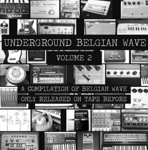 Various Artists - Underground Belgian Wave Volume 2