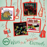 Various Artists - Verve Wishes You A Swinging Christmas