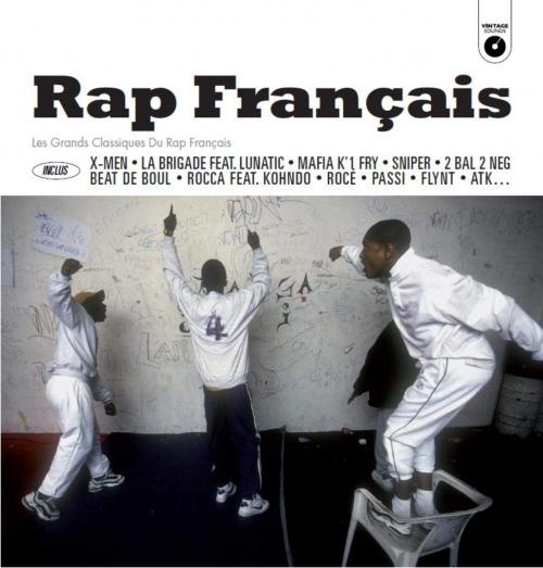 Various Artists -Vintage Sounds Rap Francais