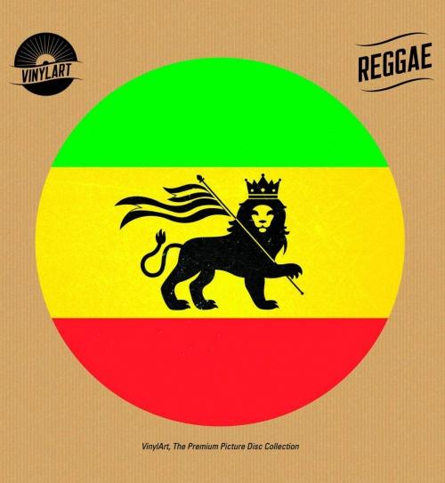 Various Artists - Vinylart: Reggae