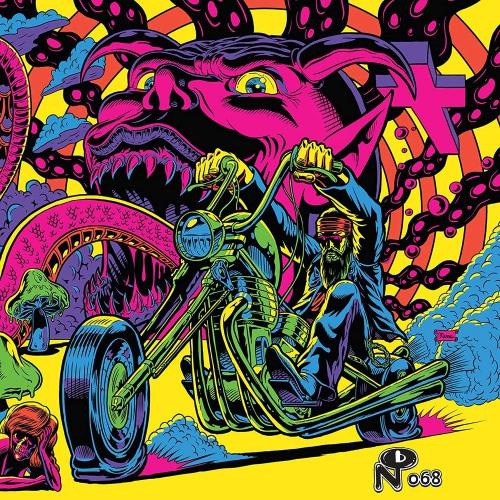 Various Artists -Warfaring Strangers: Acid Nightmare