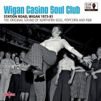 Various Artists - Wigan Casino Soul Club / Various