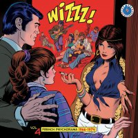 Various Artists - Wizzz French Psychorama Volume 4