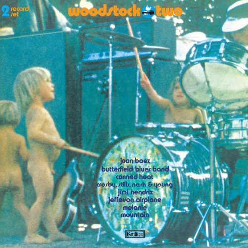 Various Artists -Woodstock Two