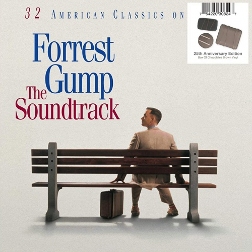 Various -Forrest Gump (Box of Chocolates Brown)