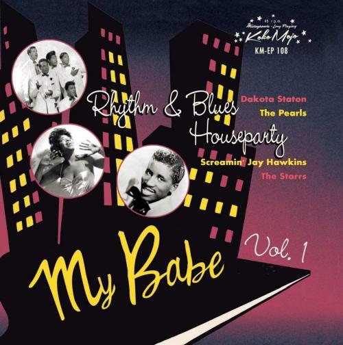 Various - My Babe: Rhythm & Blues House Party 1