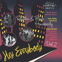 Various -Rhythm And Blues Houseparty 2