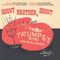 Various -Trumpet Blues Rockers: Shout Brother, Shout