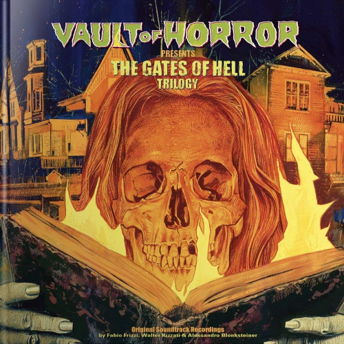 Vault Of Horror Presents: The Gates Of Hell - Vault Of Horror Presents: The Gates Of Hell
