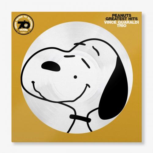 Vince Guaraldi Trio - Peanuts Greatest Hits