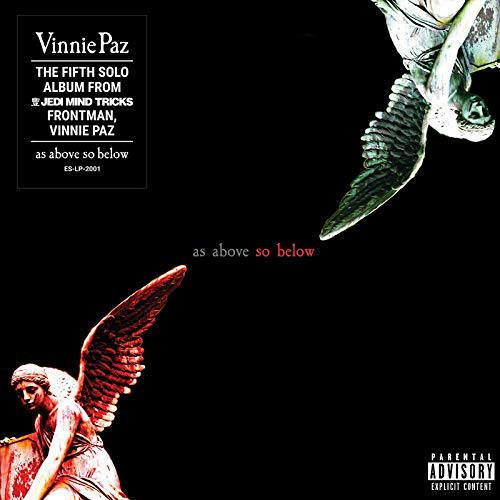 Vinnie Paz - As Above So Below