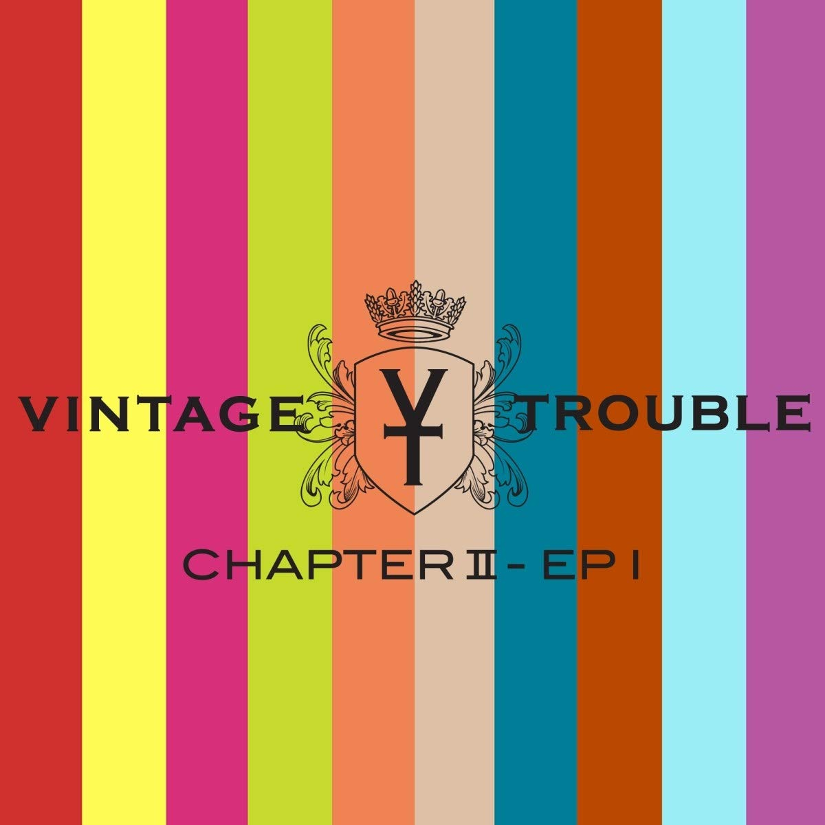 Vintage Trouble - Chapter Ii