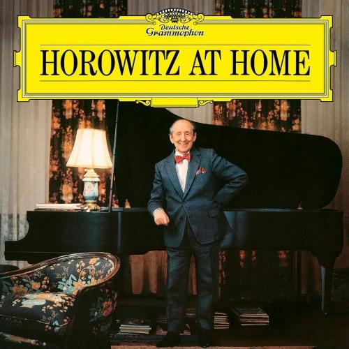 Vladimir Horowitz -Horowitz At Home