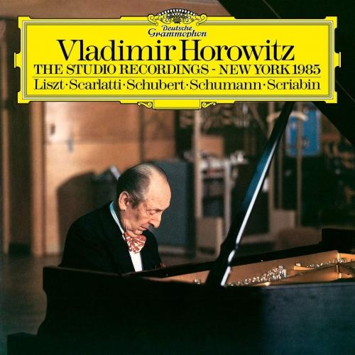 Vladimir Horowitz -The Studio Recordings New York 1985