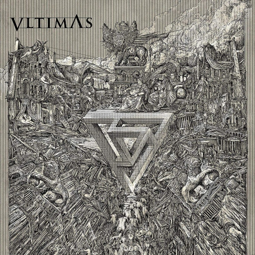 Vltimas - Something Wicked Marches In Ltd. Transparent