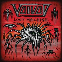 Voivod -Lost Machine - Live