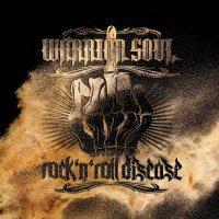 Warrior Soul - Rock N' Roll Disease Ltd Yellow & Black Splatter