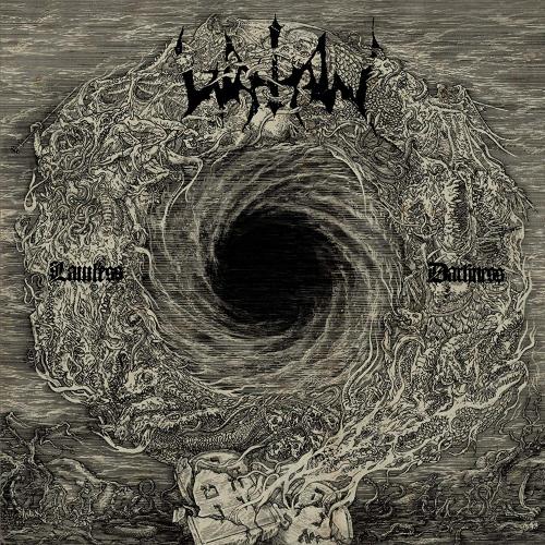 Watain -Lawless Darkness Ltd. Ed Silver