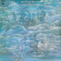 Weather Report - Sweetnighter Limited Blue & White Marble